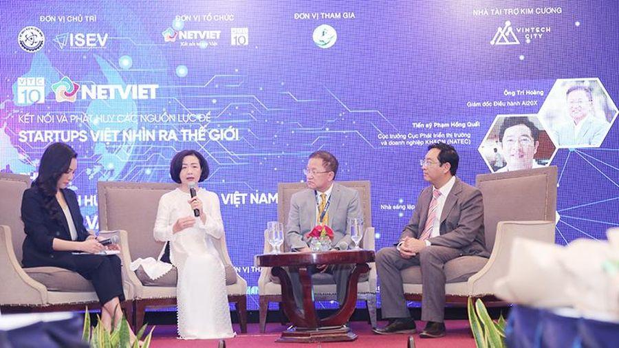 Startup Việt cần được 'nhúng' vào trung tâm khởi nghiệp lớn để gọi vốn