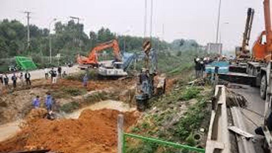 Hà Nội: Từ 22h ngày 19/12, tạm dừng cấp nước sông Đà