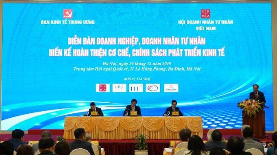 'Hội nghị Diên Hồng' hiến kế phát triển kinh tế