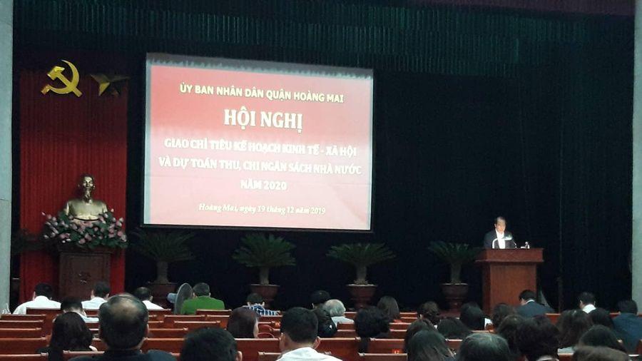 Quận Hoàng Mai: Kiên quyết xử lý doanh nghiệp chây ỳ nộp thuế