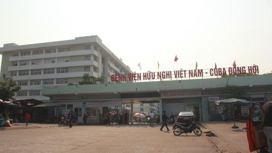 Bộ Y tế vào cuộc vụ sản phụ tử vong tại BV hữu nghị Việt Nam - Cuba Đồng Hới