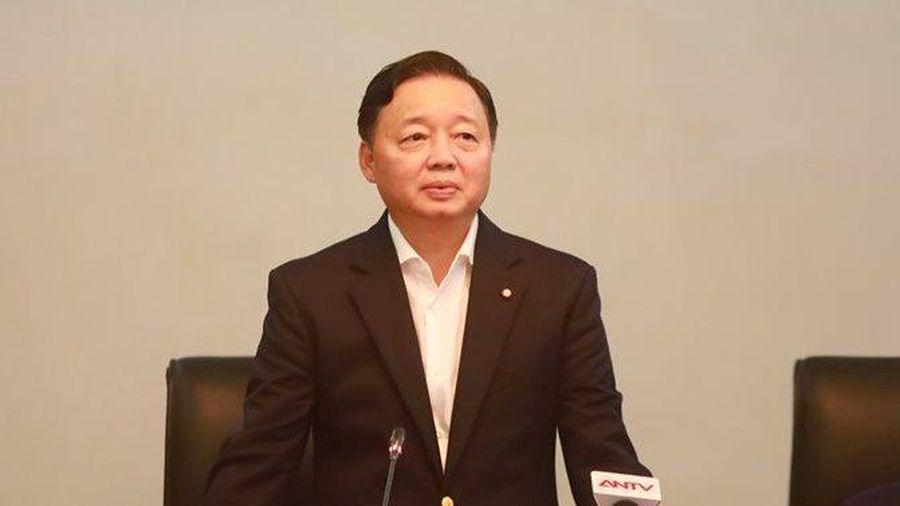Bộ trưởng Trần Hồng Hà: Ô nhiễm không khí do nguyên nhân chủ quan