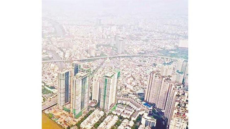 Tăng cường xử lý ô nhiễm không khí