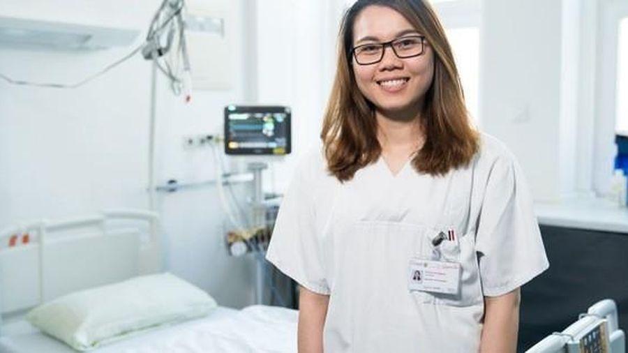 Thông báo tuyển điều dưỡng sang Đức làm việc khóa mới 2020