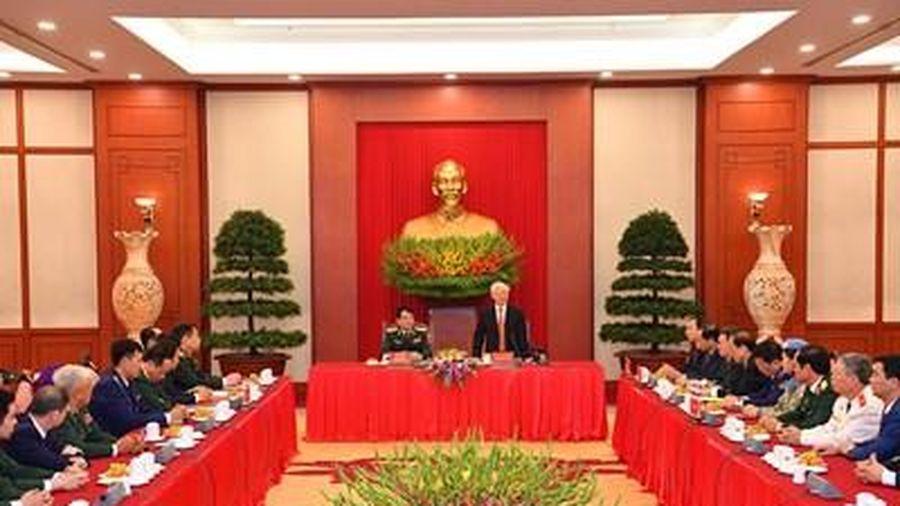 Điển hình tiên tiến trong xây dựng nền quốc phòng toàn dân là hiện thân của chủ nghĩa anh hùng cách mạng Việt Nam