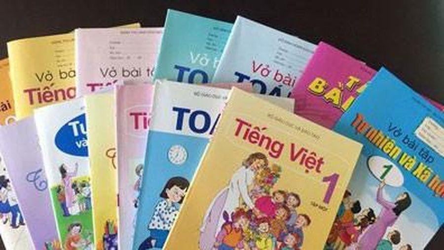 Yêu cầu làm rõ thông tin Sở GD-ĐT TPHCM nhận thù lao của Nhà xuất bản Giáo dục Việt Nam