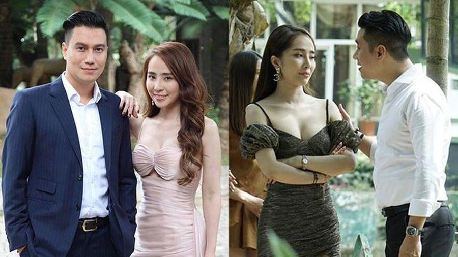 Bỏng mắt với thời trang sexy của 'gái ngành' Quỳnh Trinh trong Sinh Tử