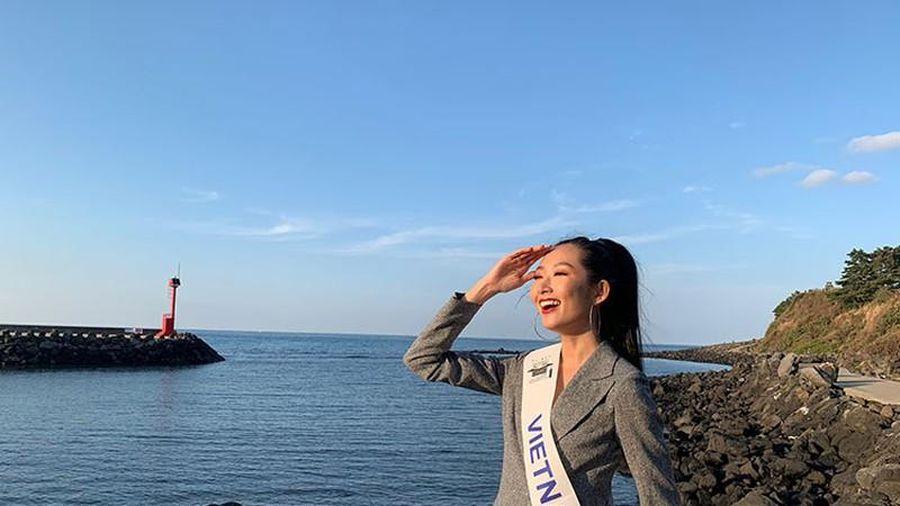 Chân dung người đẹp Thanh Khoa đăng quang Hoa hậu Sinh viên Thế giới 2019