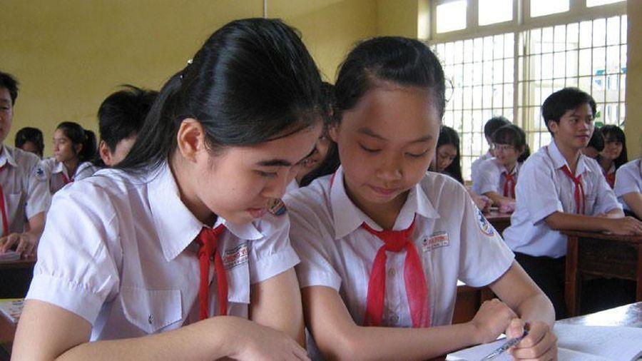 Hà Nội: Học sinh lớp 9 toàn quận Thanh Xuân thi lại môn Toán