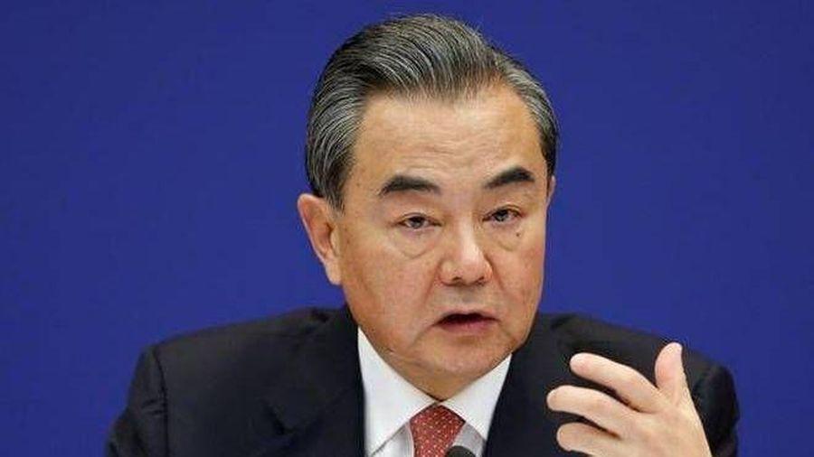 Ngoại trưởng Vương Nghị: Quan hệ Nga - Trung Quốc 'vững chắc như đá tảng, không gì phá nổi'