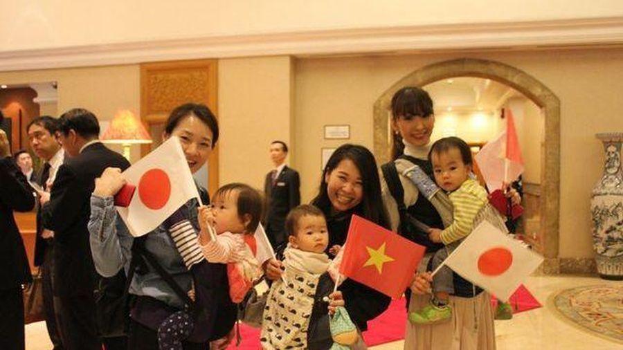 Số người Nhật Bản tại Việt Nam tăng mạnh