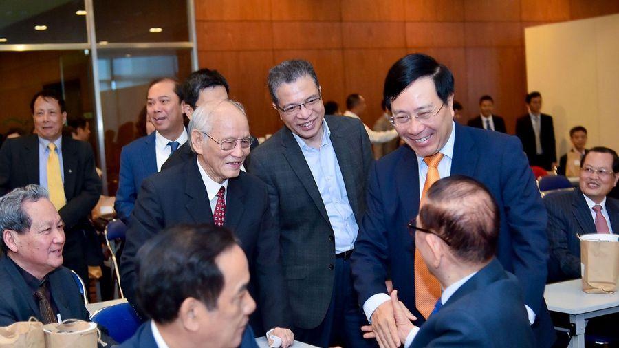Toàn cảnh Vụ Đông Nam Á - Nam Á - Nam Thái Bình Dương kỷ niệm 65 năm ngày thành lập