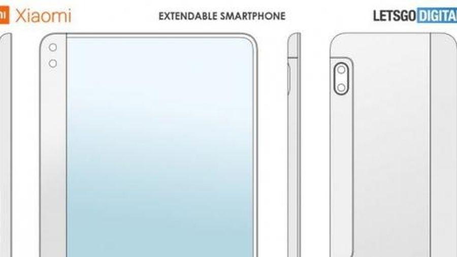 Lộ bằng sáng chế cho thấy Xiaomi đang nghiên cứu smartphone màn cuộn