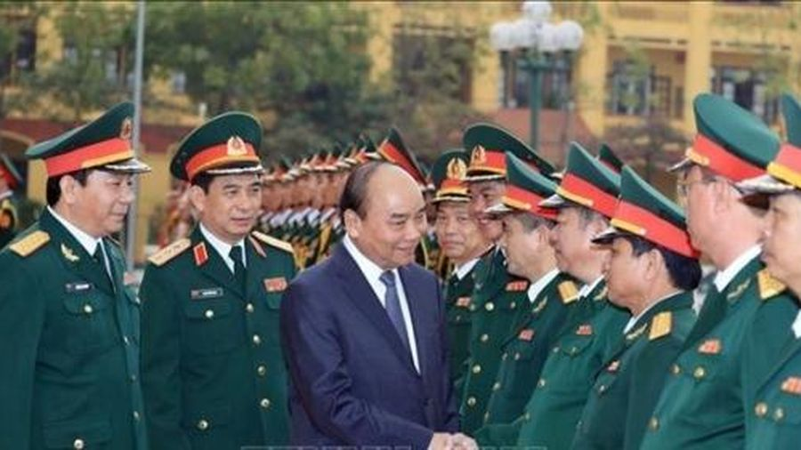 Thủ tướng: Kế thừa những tinh hoa quân sự để vận dụng trong điều kiện thực tế Việt Nam