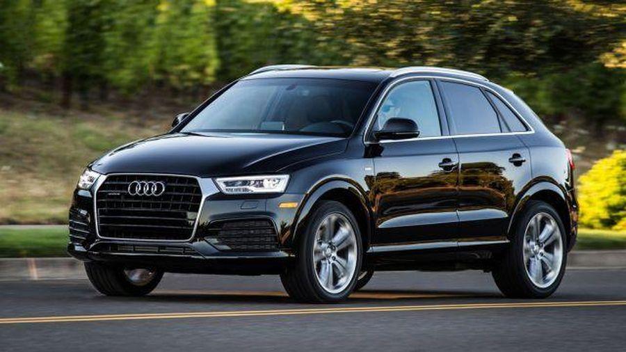 Triệu hồi loạt xe Audi Q3 có thể gây tai nạn nguy hiểm