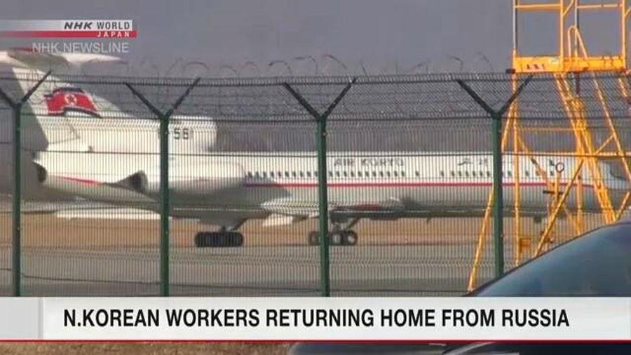 Cận ngày hàng vạn lao động Triều Tiên phải về nước