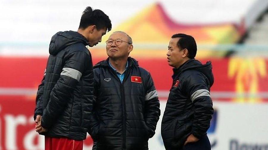 Văn Hậu từ chối dự giải U23 châu Á