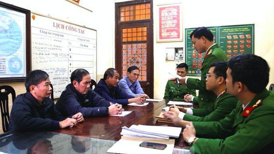 Lộ nguyên nhân 4 cựu 'quan xã' tại Nam Định bị khởi tố, bắt tạm giam