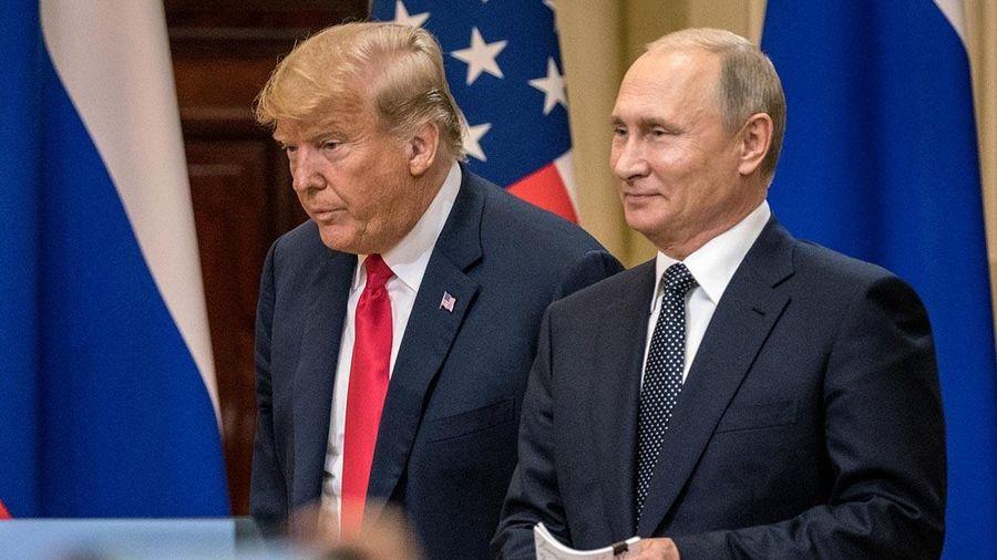 Ông Putin tin ông Trump sẽ không mất chức dù bị luận tội