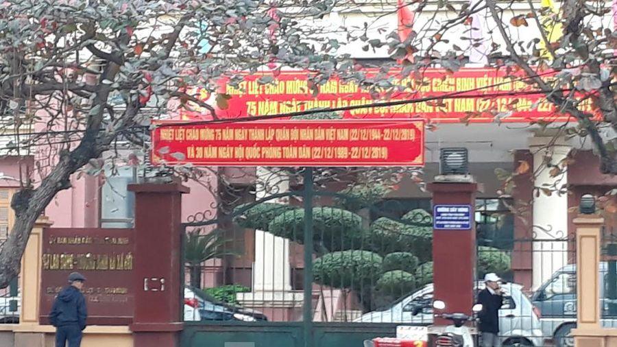 Hàng loạt cán bộ LĐ-TB-XH Thái Bình bị khởi tố vì môi giới và nhận hối lộ