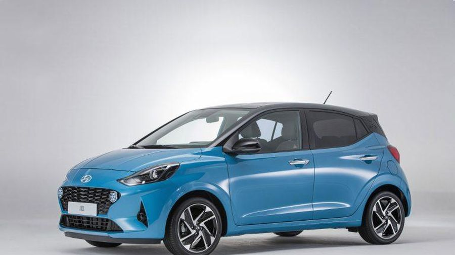 Hyundai i10 thế hệ mới có giá đắt hơn Ford K+, Volkswagen Up