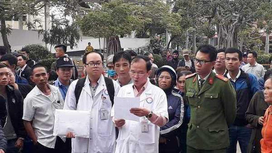 Bộ Y tế yêu cầu làm rõ vụ sản phụ tử vong, con nguy kịch sau sinh