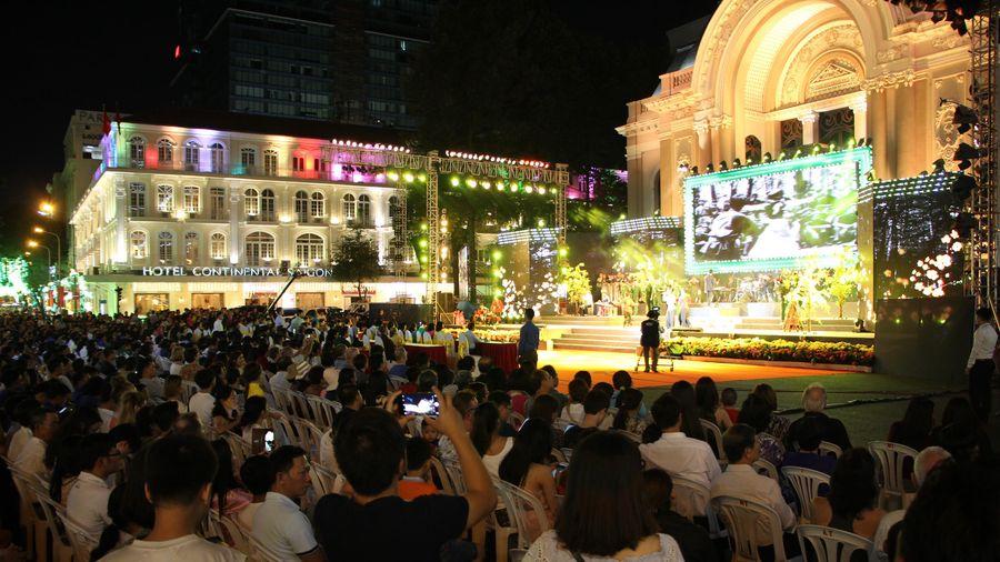 TP.HCM: Hơn 500 triệu giải thưởng cho tác phẩm mừng ngày thống nhất đất nước