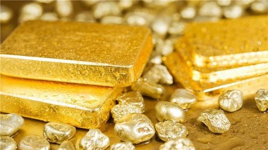 Giá vàng đi ngang đợi tín hiệu từ kinh tế thế giới