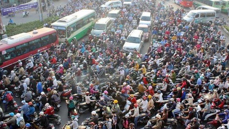 Dân số Việt Nam trên 96 triệu người, thứ 15 thế giới