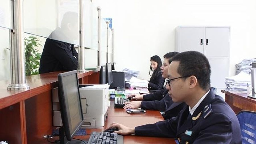 Hải quan Hà Nội thu hút 265 doanh nghiệp mới làm thủ tục