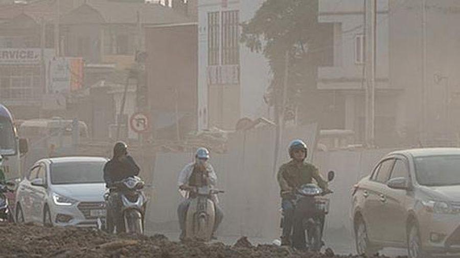 Các Bộ, ngành bàn giải pháp giải quyết ô nhiễm không khí