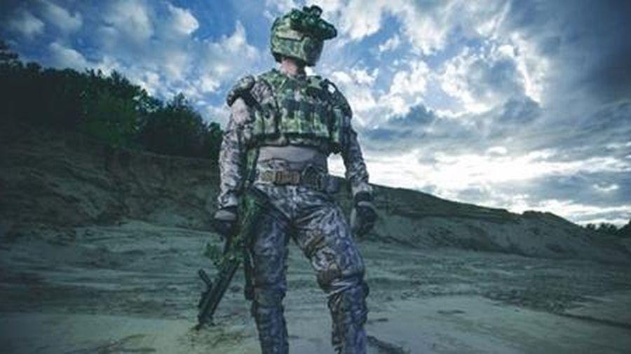 Mỹ sẽ có chiến binh nửa người nửa máy?