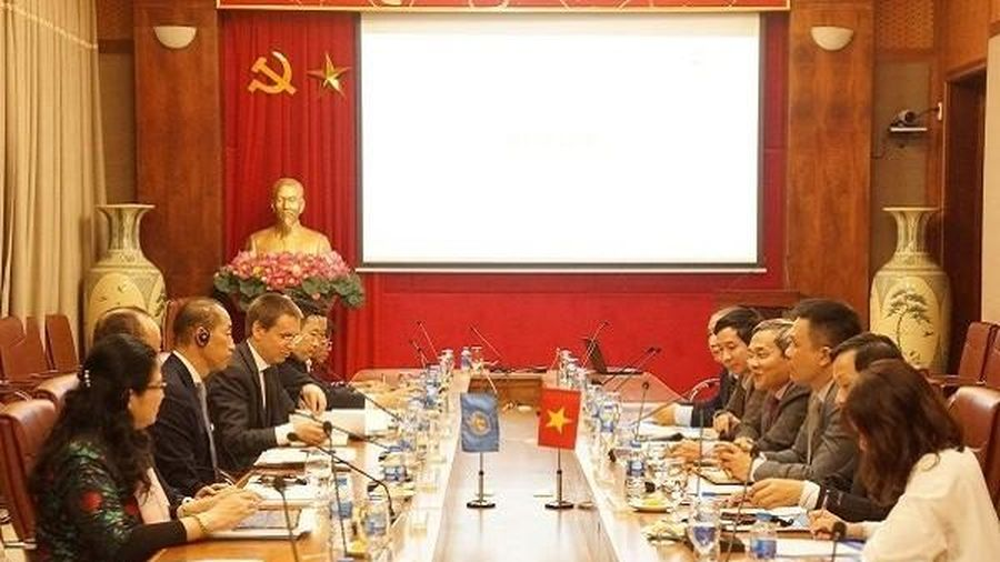 WHO - BHXH Việt Nam hợp tác tăng cường phát triển hệ thống BHYT