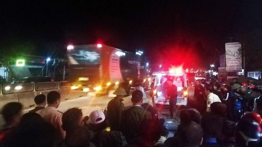 Hà Tĩnh: Sau va chạm xe máy, một chiến sĩ công an tử vong