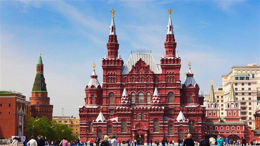 Chuyện kỳ lạ ở nước Nga: Moskva không có tuyết trong tháng 12