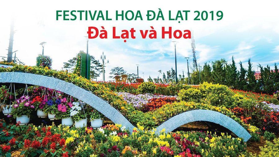 Festival Hoa Đà Lạt 2019: Nhiều chương trình hấp dẫn