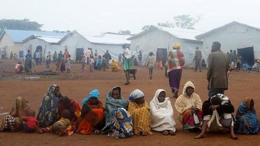 Gần 700.000 người phải rời bỏ nhà cửa do bạo lực tại CHDC Congo