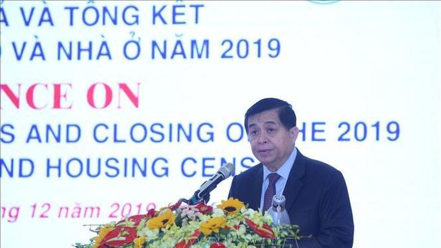 Tổng số dân Việt Nam đến năm 2019 là 96,2 triệu người