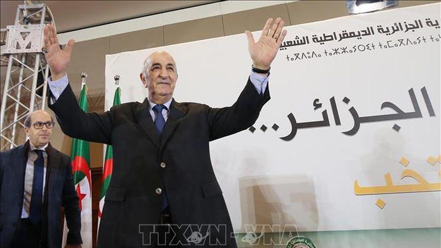 Tổng thống đắc cử A.Tebboune tuyên thệ nhậm chức