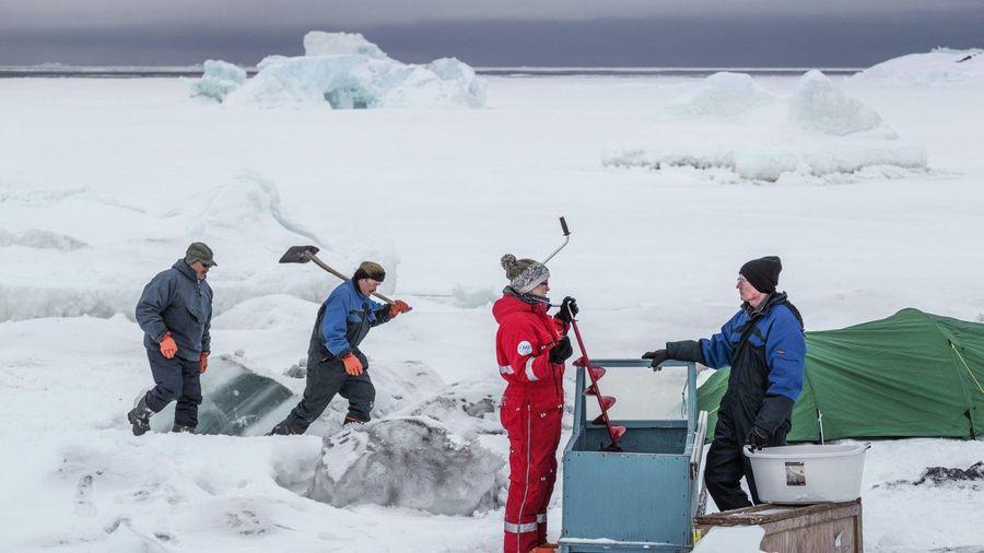 Chung tay chống biến đổi khí hậu