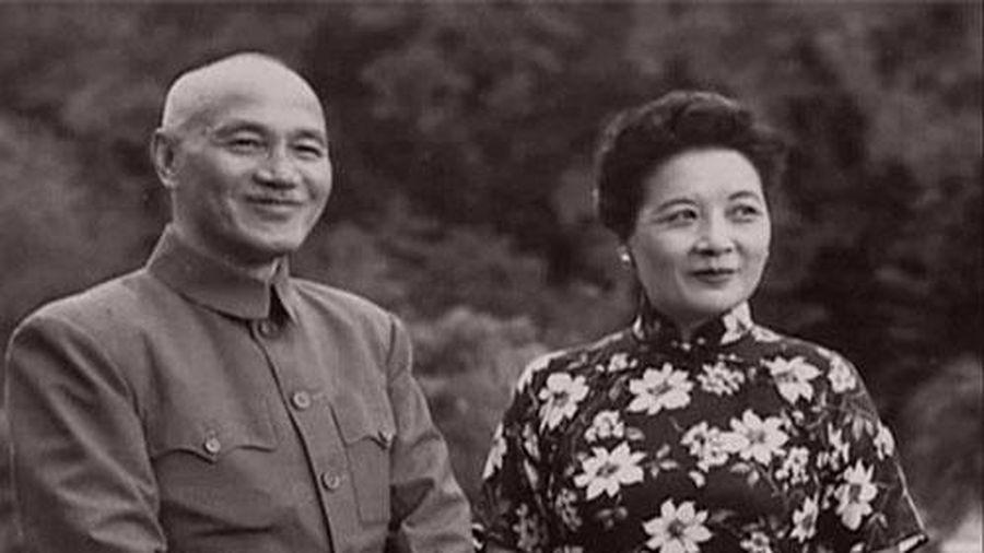 Tiết lộ sốc 'báu vật' Tống Mỹ Linh bỏ vào quan tài Tưởng Giới Thạch