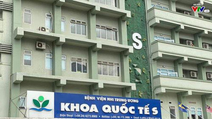 Cấp thuốc hết hạn cho bệnh nhi: Bệnh viện Nhi Trung ương nói gì?