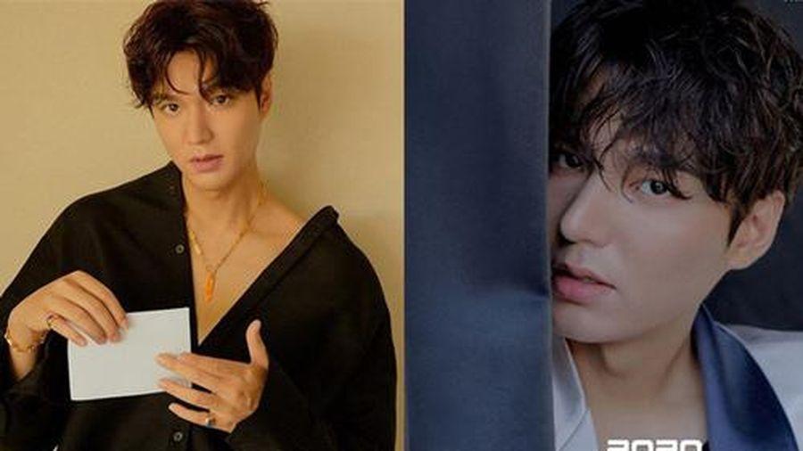 Lee Min Ho khiến fan rung rinh với những thước hình vừa quyến rũ bí ẩn, vừa gợi cảm theo một cách riêng