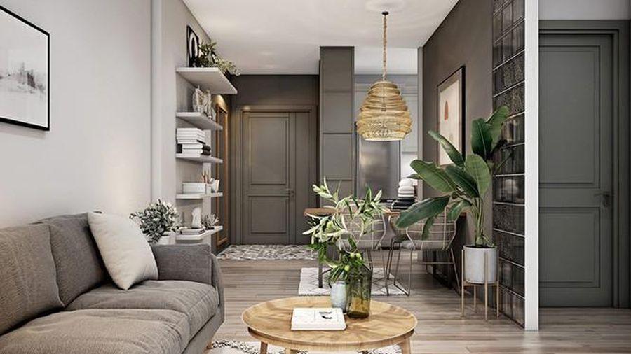 Biến căn hộ 30m2 thành không gian sống lý tưởng như ở khách sạn