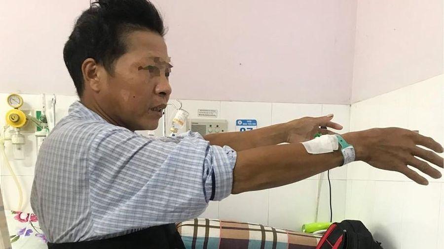 Cứu sống bệnh nhân bị chấn thương cột sống, nguy cơ tử vong rất cao