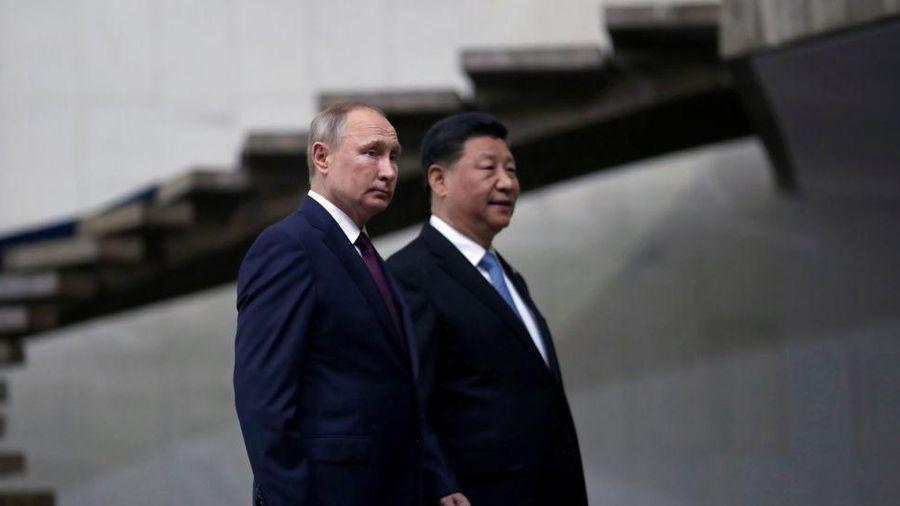 Ngoại trưởng Trung Quốc nói lòng tin giữa Moscow và Bắc Kinh là 'vô địch'