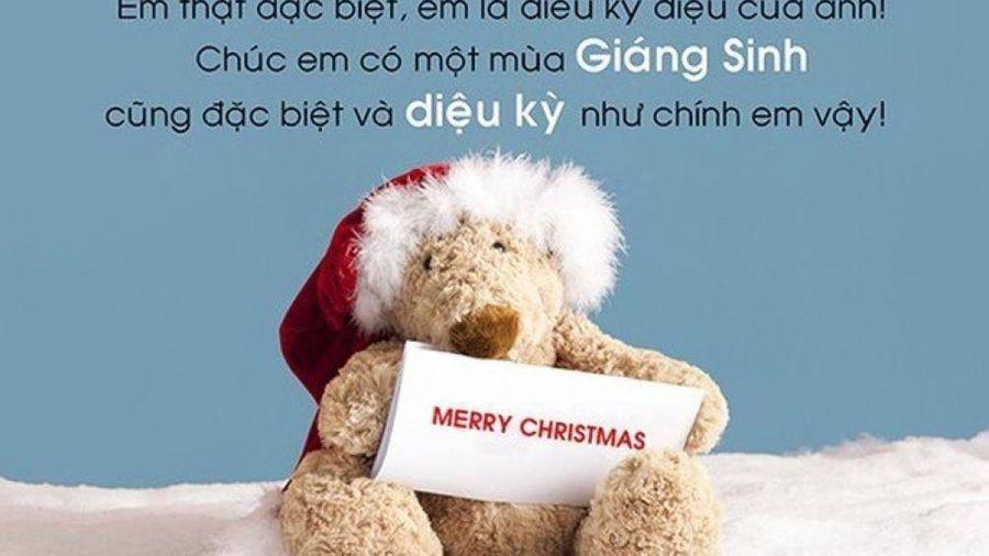 Những lời chúc Giáng sinh ngắn gọn, hay và ý nghĩa nhất