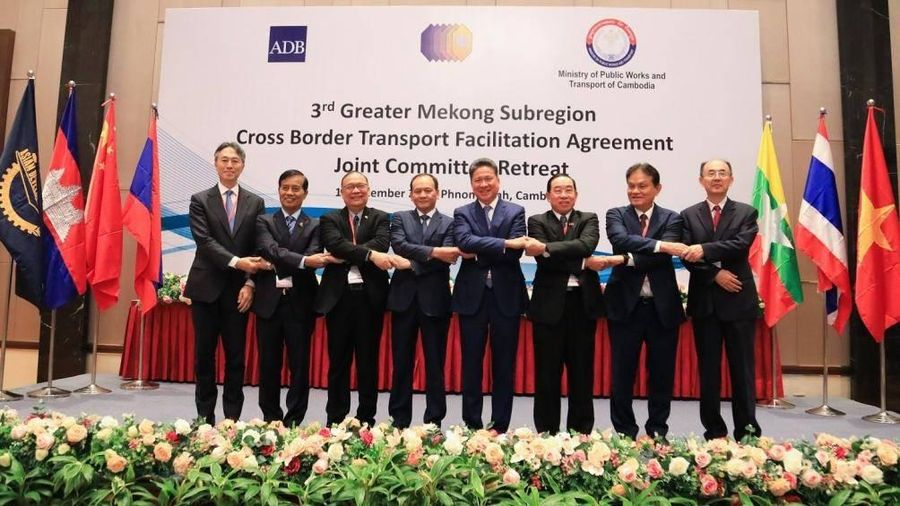 Việt Nam bắt đầu cấp giấy phép vận tải quốc tế GMS