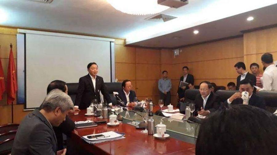 Bộ trưởng TNMT: Quy trình quét rác chưa chuẩn cũng là nguồn phát bụi mịn
