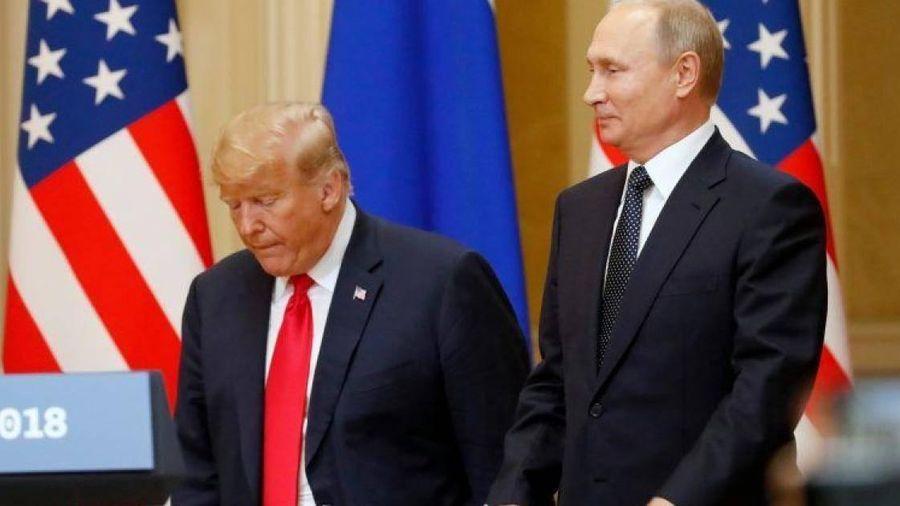 Ông Putin: Vụ luận tội Trump là biểu hiện đấu đá